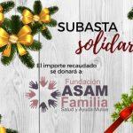 Subasta Solidaria para Fundación ASAM Familia