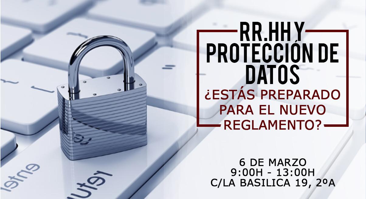 RRHH y protección de datos