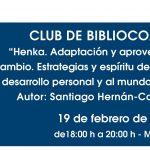30ª Sesión del Club de Bibliocoaching: Santiago Hernán