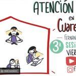 3º Sesión ATENCIÓN PLENA en la Cuarentena