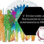 V Encuesta sobre la Digitalización de los departamentos de RRHH