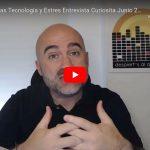 Entrevista Tecnoestrés a Fernando Tobías